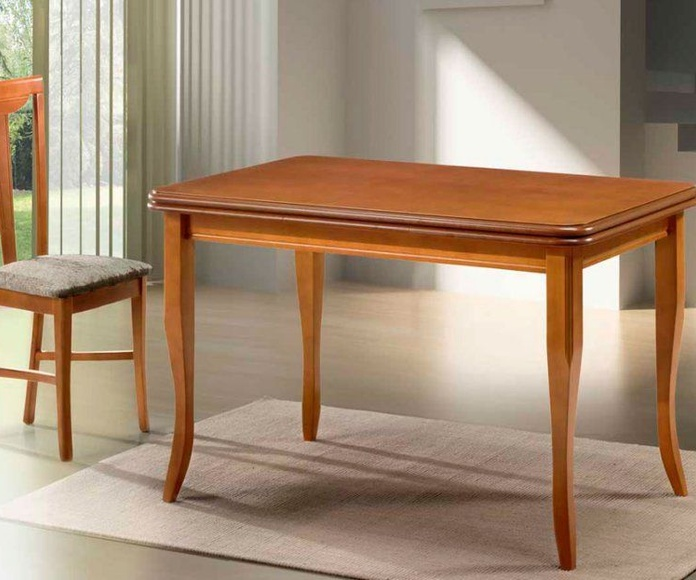 Mesas Comedor Rústicas Coloniales: Productos de Muebles Díaz
