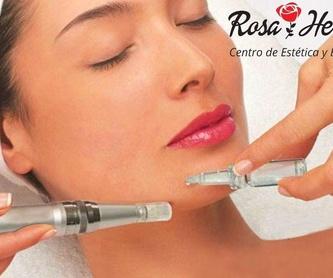 Posturas de pestañas: Productos de Centro de Estetica Rosa Herrera