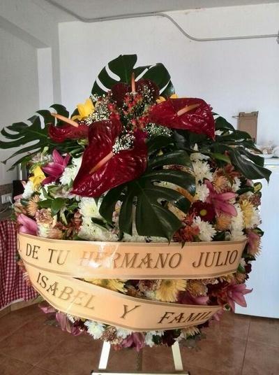 Floristería: Funeraria El Platero