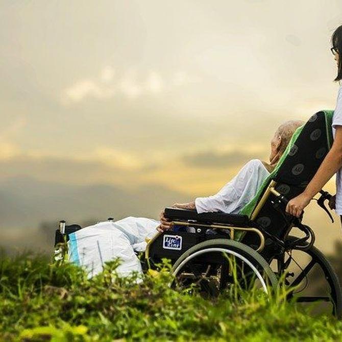 La asistencia personal es libertad de elección