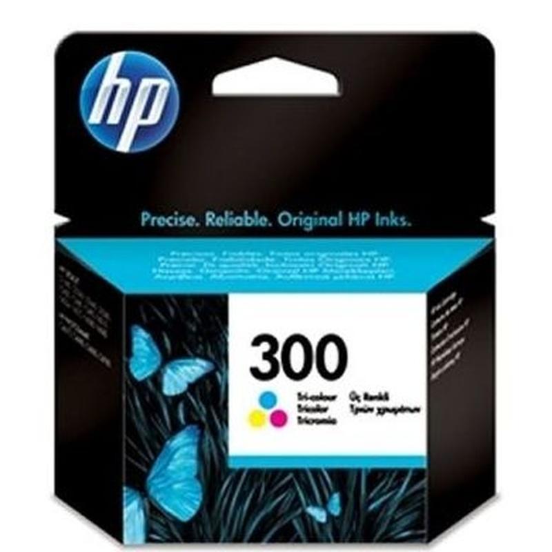 HP 300 CC643EE cartucho tricolor Deskjet/Photosmar : Productos y Servicios de Stylepc
