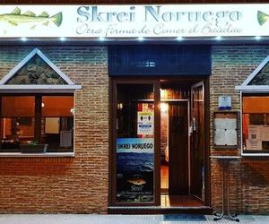 Skrei Noruego-Otra Forma de Comer el Bacalao