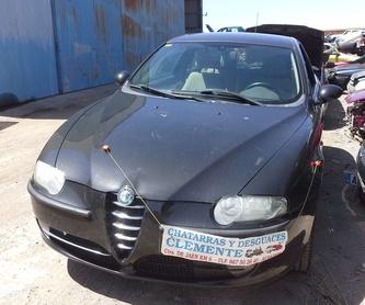Renault Laguna 99: Catálogo de Desguaces y Chatarras Clemente