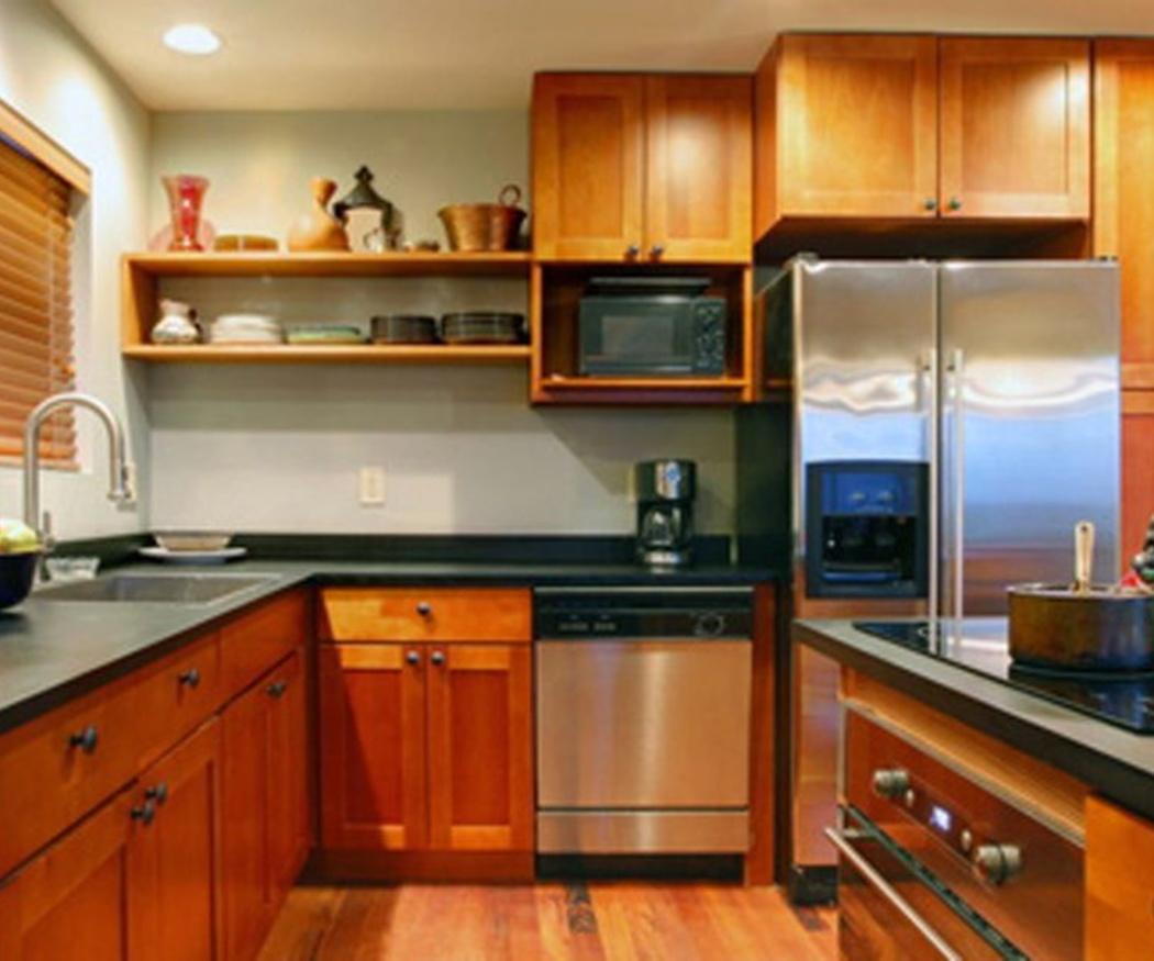 La funcionalidad en los muebles de cocina