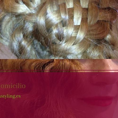 Peinados de novia en Collado Villalba | Yolanda Ariza Styling