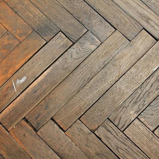 Tipos de madera para tu suelo