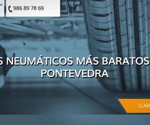 Neumáticos en Pontevedra   Neumáticos V.V.