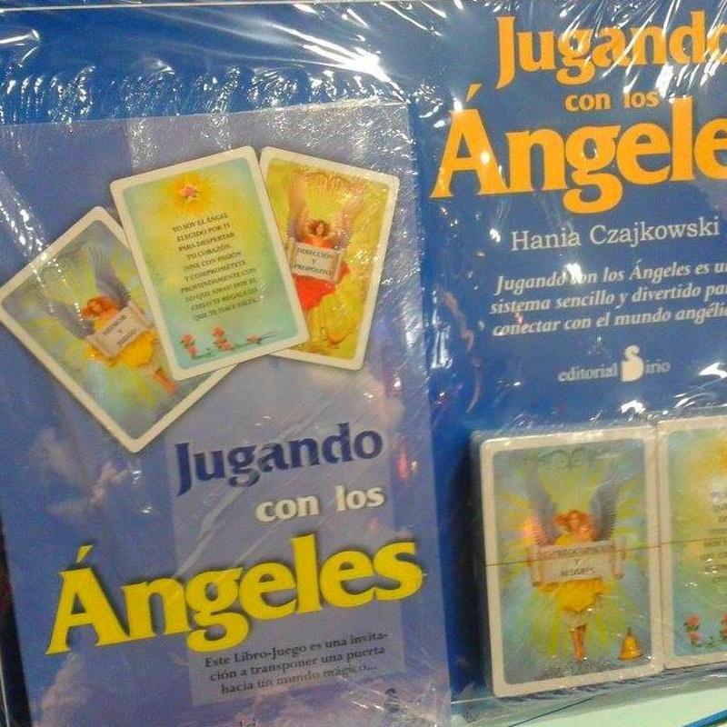 Jugando con los Ángeles: Cursos y productos de Racó Esoteric Font de mi Salut