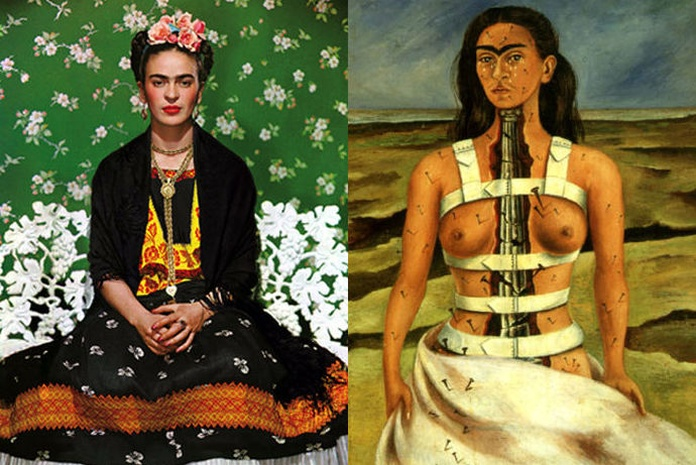 Frida Kahlo, la superación ante el infortunio