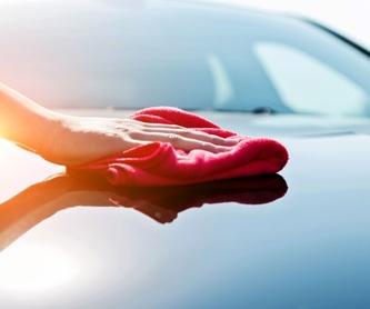 Limpieza por Ozono: Servicios de Auto - Rex Beniparrell