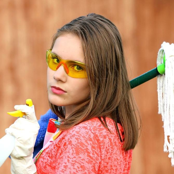 Cómo mantener las zonas comunes limpias