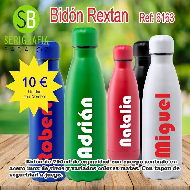 BIDON REXTAN RF 6163