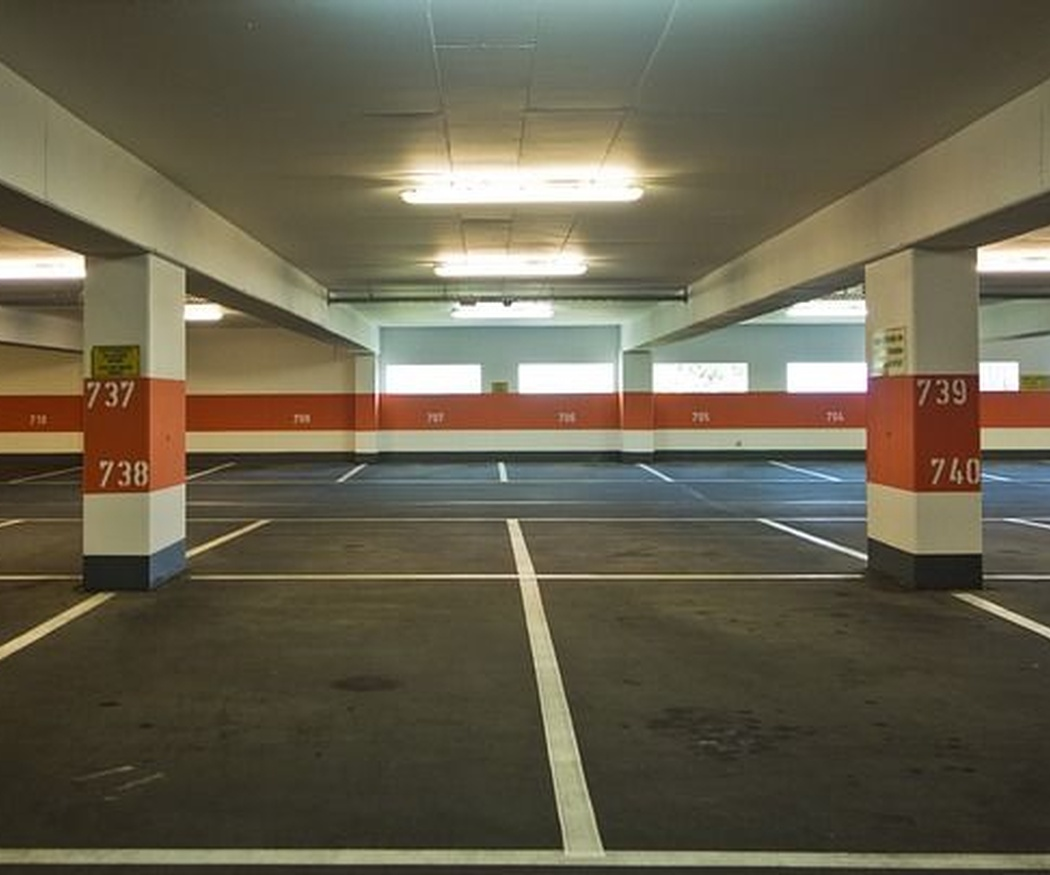 La limpieza de una comunidad: el garaje