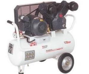 Compresores de pistón serie Industrial - Portátiles