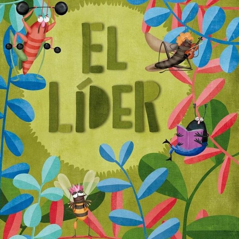 EL LIDER: El Bosque de las Palabras de Librería Infantil El Hada Lucía