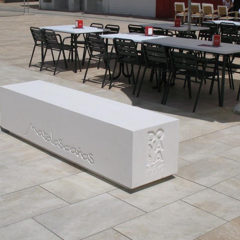 Mobiliario urbano: Productos y servicios de Modekons Prefabricados