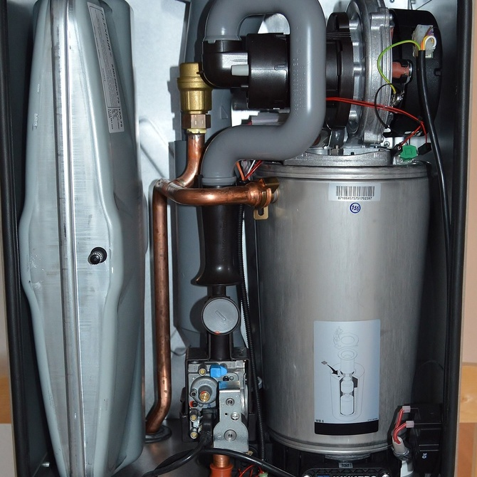 ¿Qué tipo de combustible necesito para las calderas de condensación?