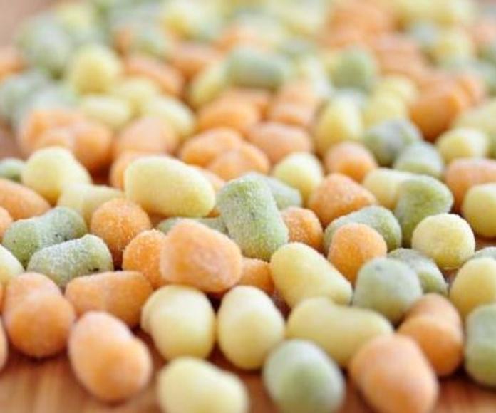 Gnocchi fresco tricolor : Nuestros productos de La Pastaia