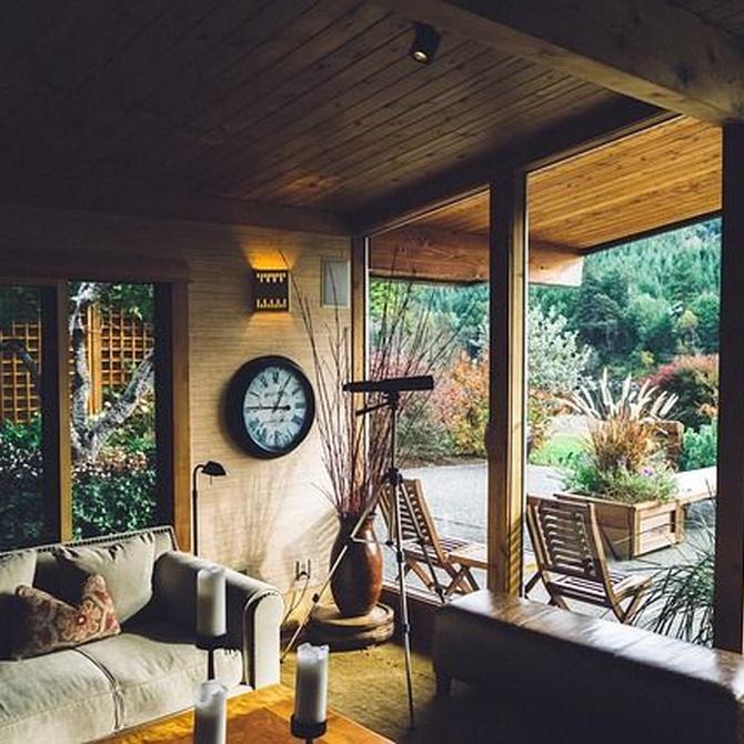 Las ventajas de las reformas en los patios interiores