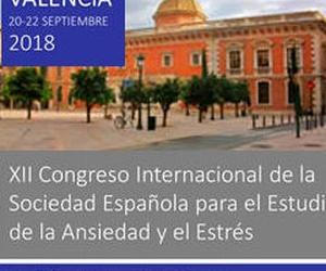 XII Congreso Internacional de la Sociedad Española para el estudio de la Ansiedad y el Stres