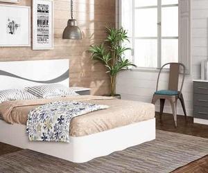 Dormitorio Dunas blanco
