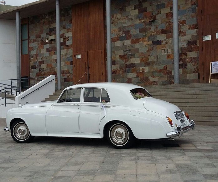 Bentley S3 (1965): Nuestros vehículos de HM LUXURY TRANSPORT