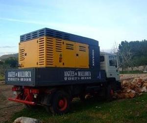Perforaciones de pozos en Mallorca | Perforacions Aigües de Mallorca