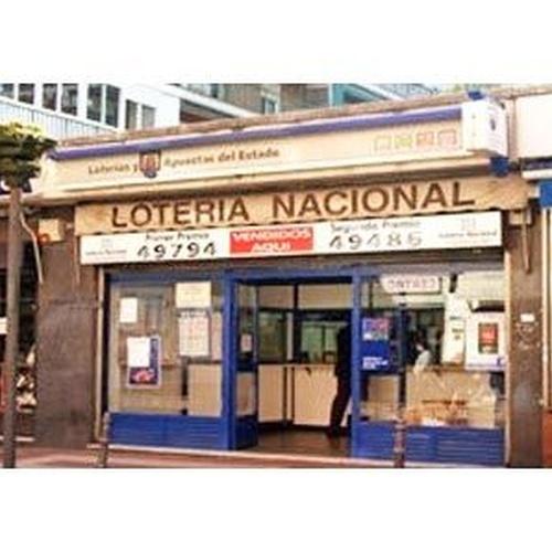 Loterías y apuestas en Madrid | Lotería Los Calvos