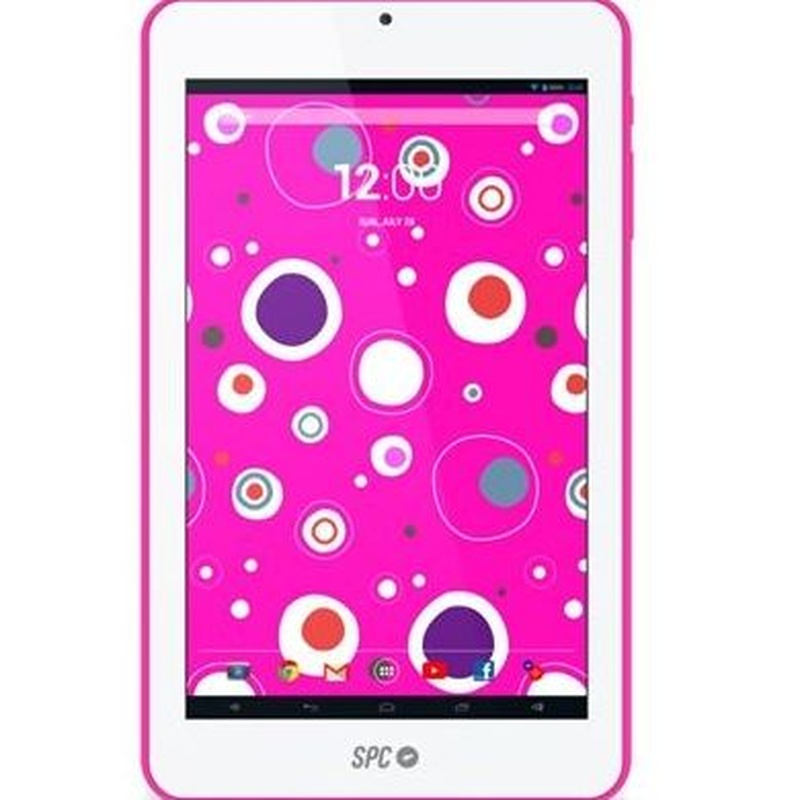 """SPC Tablet 7"""" IPS Glow QC 1.3GHz 8GB Rosa : Productos y Servicios de Stylepc"""