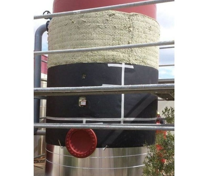 Sistemas de aislamientos de tuberia: Servicios de Aislamientos Hermanos Mateo