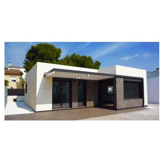 Sofía (149 m2): Casas de madera de 5SCC Casas de Madera