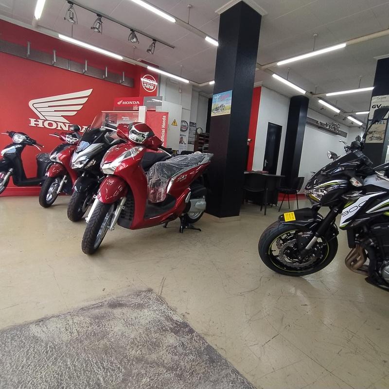 Venta de motos: Servicios de Arras motos
