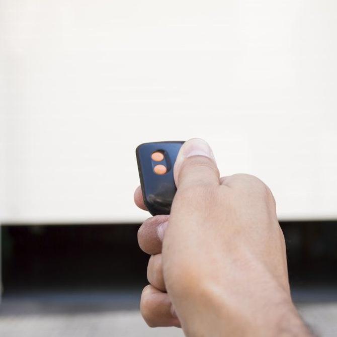 Algunos modelos de puertas automáticas para tu garaje