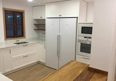 Instalación y montaje de cocinas