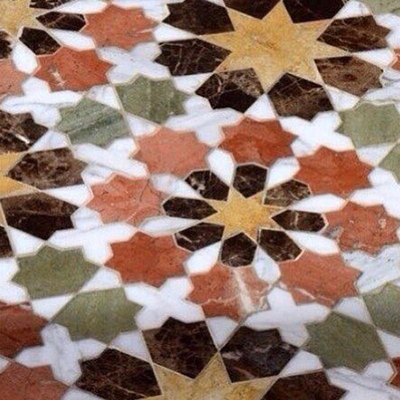 Mosaicos de mármol: Productos de Mármoles Isidoro Ruiz