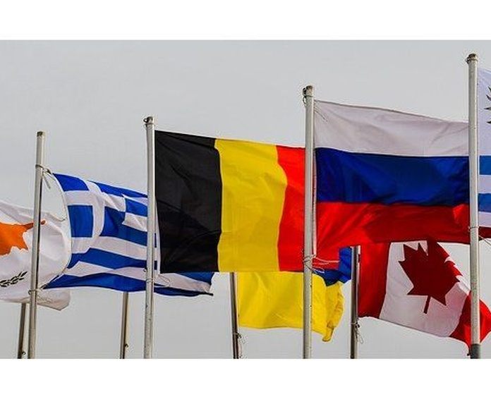 Banderas, mástiles y peanas: PRODUCTOS de Toldos Txorierri, S.L.