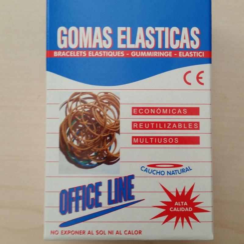 Cajas Gomas Elásticas de 100 Gr: Productos y Servicios de Cobo Industrial