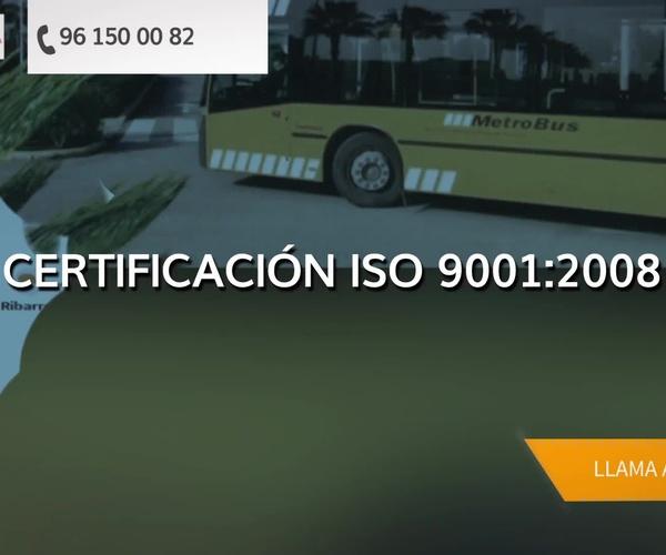 Autobuses interurbanos Valencia