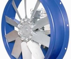 Extractores axiales inmersos zona de riesgo F400 y F300 Difusión y Ventilación Divent