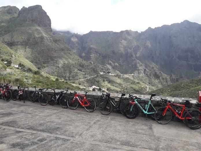Para de los Ciclistas