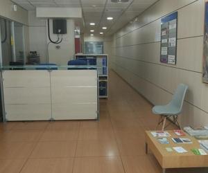 Recepción del Despacho