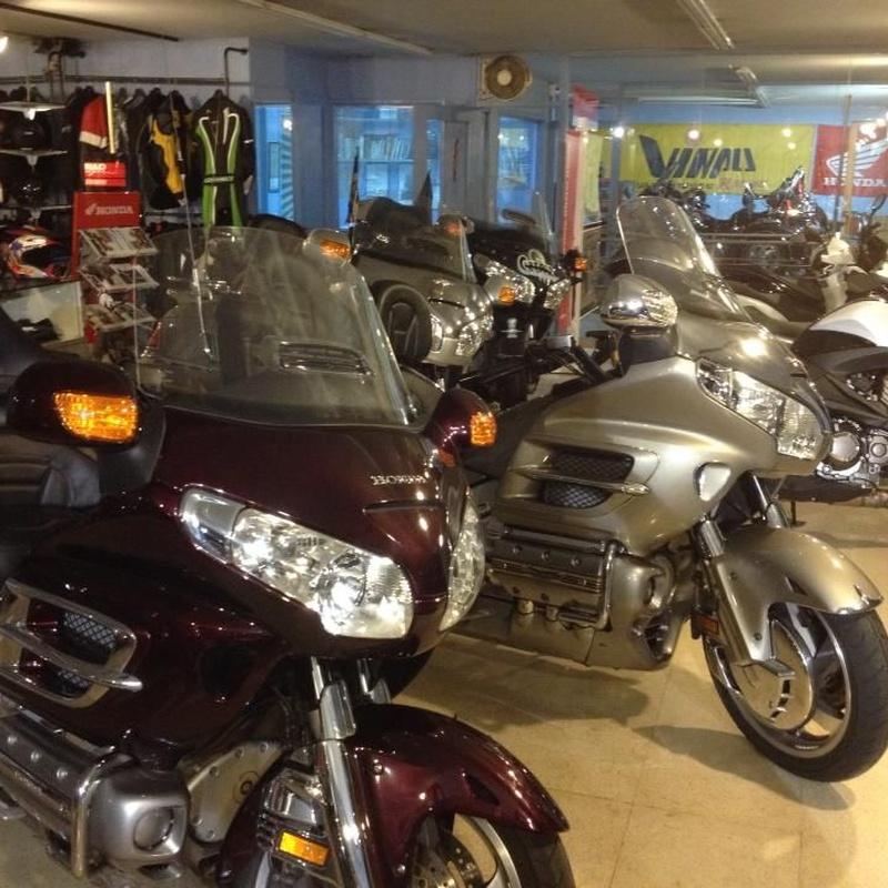 Venta de motocicletas nuevas y de ocasión: Nuestros Servicios de Vir Motos i Viñals