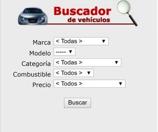 Buscador de vehículos