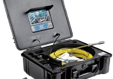 Inspección con cámara conductos de evacuación y extracción de humos