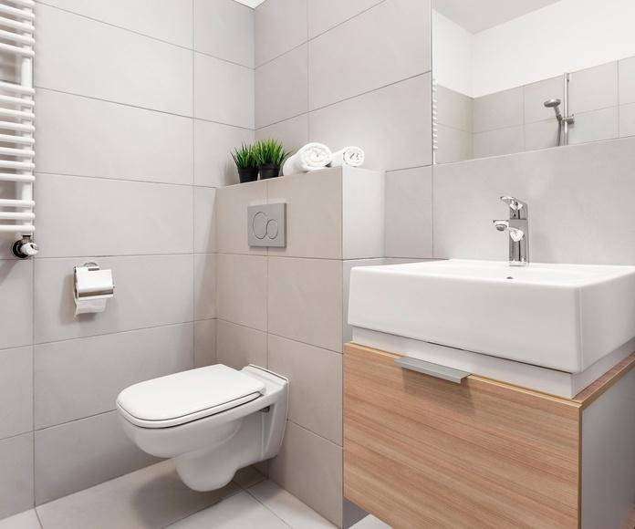 Muebles de baño: Servicios y Productos de Muebles APARICIO. Almedinilla.