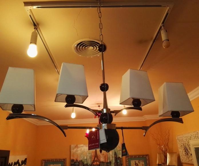 LAMPARA DISEÑO RIGARLAMP