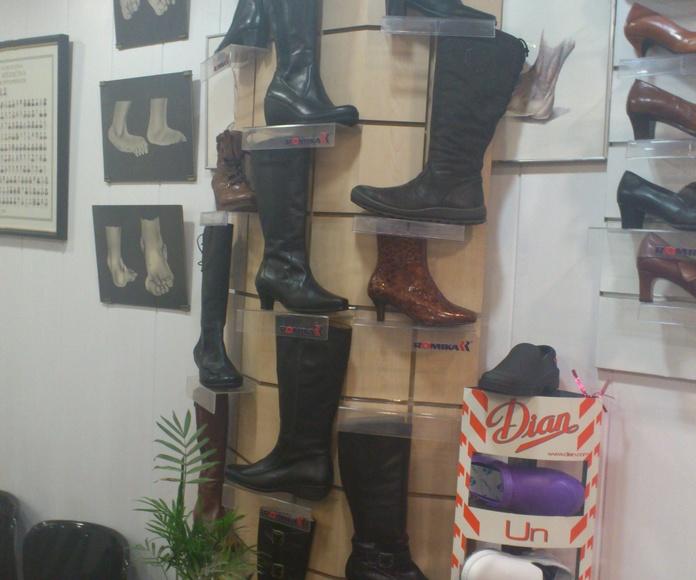 Zapatos para plantillas en Barcelona