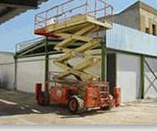 Plataformas elevadoras -JOFEMESA