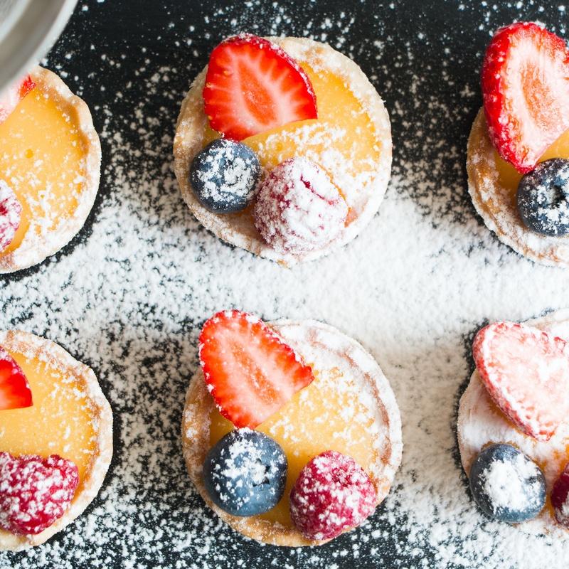 Pastelería y repostería: Productos de Panadería, Bollería y Pastelería Ortega