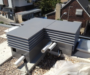 Protección en azoteas y terrazas